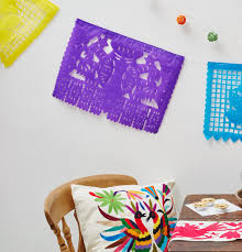 colourful mexican party bunting by chilpa notonthehighstreet com