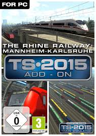 K He Kaufen Komplett The Rhine Railway Mannheim Karlsruhe Route Add On Pc Steam