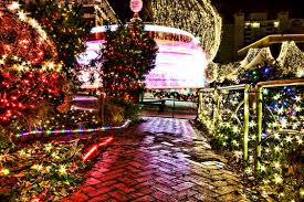 fayetteville square christmas lights best place to take your christmas card photos in nwa 3w magazine
