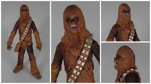 Chewbacca Halloween Costumes Review Chewbacca Star Wars Black Series Phase 2 40th