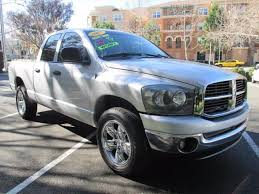 1500 dodge ram used 2007 dodge ram 1500 slt for sale in san jose cars com