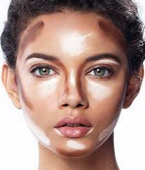 best contouring makeup contour for heart shaped faceheart