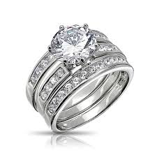jcpenney wedding ring sets wedding rings jcpenney trio wedding rings bridal sets