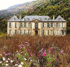 perth couple restoring a beautiful french château daily mail online