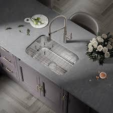 what size undermount sink fits in 30 inch cabinet allora usa ksn 3018 7 30 x 18 x 7 undermount single