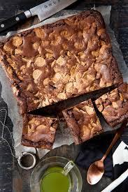 white and dark chocolate brownie recipe viva