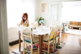 fur chair cover diy faux fur chair covers and cushions a beautiful mess