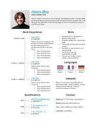 Resume Template Word 2007 College Resume Template Word Word 2007 Resume Template College