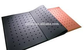 non slip heat resistant water resistant rubber gel foam kitchen