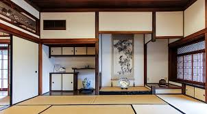 Traditional Japanese Style Tatami Rooms - Typical japanese bedroom