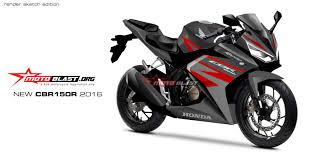 buy honda cbr 150r honda cbr150r rendered based on spyshots