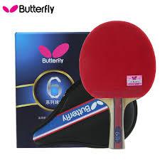 professional table tennis racket 100 original butterfly tbc 601 professional table tennis racket