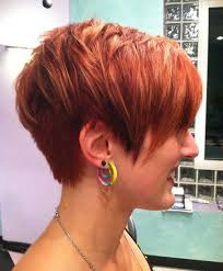 Kurzhaarfrisuren Rot by Wirklich Stilvolle 10 Rot Pixie Schnitt Für Damen Smart Frisuren
