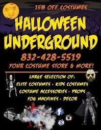halloween underground store home facebook