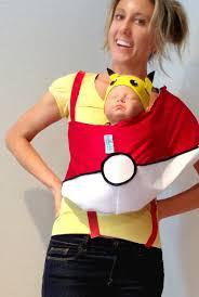 Pokeball Halloween Costume 12 Ideas Turn Baby Carrier Halloween Costume