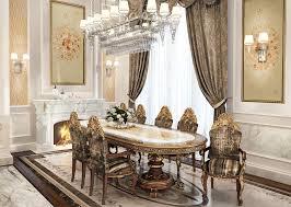 Rococo Interiors Dubai Caspani Tino Luxury Furniture 100 Made In Italy