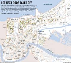 New Orleans City Park Map by New Orleans Leader In Urban Farming Initiatives U2013 Landscape