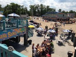 Patio Bar Point Pleasant Buffalo U0026 Wny U0027s Best Beach Outdoor Bar U0026 Restaurant Sunset Bay