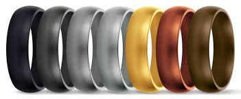 silicone wedding bands saferingz silicone wedding rings engineered for safety usa made