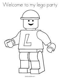 lego man outline submited images clip art library