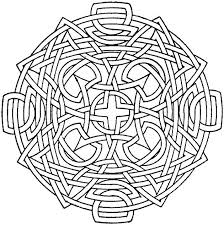 complex geometric coloring pages widescreen coloring complex