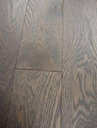 vintage hardwood flooring oak wire brushed pewter
