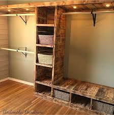 best 25 rustic closet organizers ideas on pinterest closet