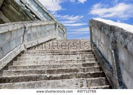 cement foot stepping stone stock images royalty free images