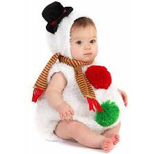 Girls Toddler Halloween Costumes Baby Snowman Girls U0027 Toddler Halloween Costume Walmart