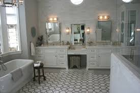 Bathroom Vanity With Seating Area by Espresso Double Vanity Traditional Bathroom Jane Lockhart