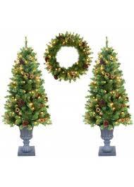 4ft christmas tree 4ft christmas tree and wreath set