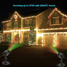 christmas light blackout caps christmas projector lights outdoor innoolight red and green garden