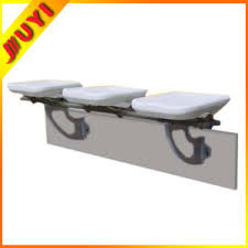 Pvc Bench Seat China Blm 0508 Bench Pvc Feet Orange Seat For Online Clear