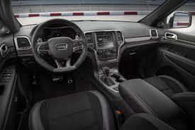 jeep grand srt interior jeep grand 2017 facelift review big does