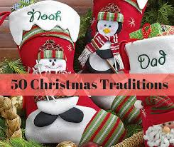 50 christmas traditions for having yourself a merry little christmas