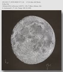 moon phase drawings pcw memorial observatory erika rix
