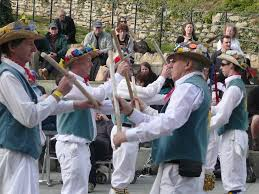 Lamb And Flag Southmoor Icknield Way Morris Men Dance The Cotswold Morris In The Vale Of