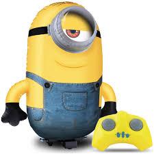 minion movie jumbo inflatable rc stuart minion toys zavvi