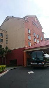 Comfort Inn Downtown Orlando Entrada Do Hote Picture Of Comfort Suites Downtown Orlando