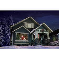 House Christmas Light Projector by Virtual Reality Christmas Video Santa U0027s Visit