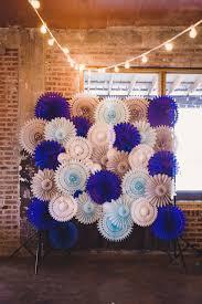wedding backdrop blue blue wedding backdrop