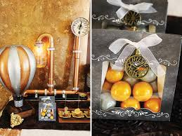 Steampunk Decorations Stopping Time Forever Thirty Nine Steampunk Birthday Party