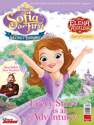 summit media publishes disney u0027s frozen magazine monthly