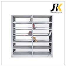 list manufacturers of double sided library shelves buy double