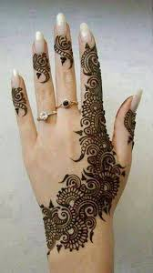 100 striking henna tattoos design for