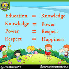 education knowledge knowledge power power respect respect