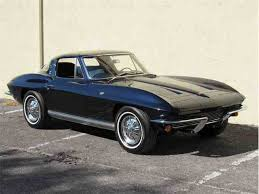 1964 corvette stingray value 1964 chevrolet corvette for sale on classiccars com 56 available