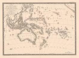 Map Of United States 1820 by 1820 Carte De L U0027oceanie Ou Cinquieme Partie Du Monde U2013 Hjbmaps Com