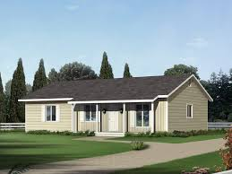 ranch home plans with front porch burlington i country ranch home plan 001d 0072 house plans and more