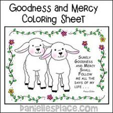 coloring pages for kids by mr adron printable psalm 23 3